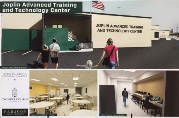 Joplin advanced training and technology center