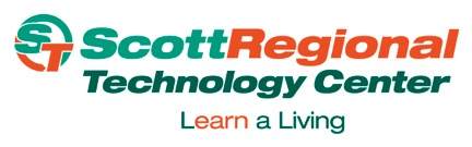 Scott Regional Technology Center, Learn a Living logo