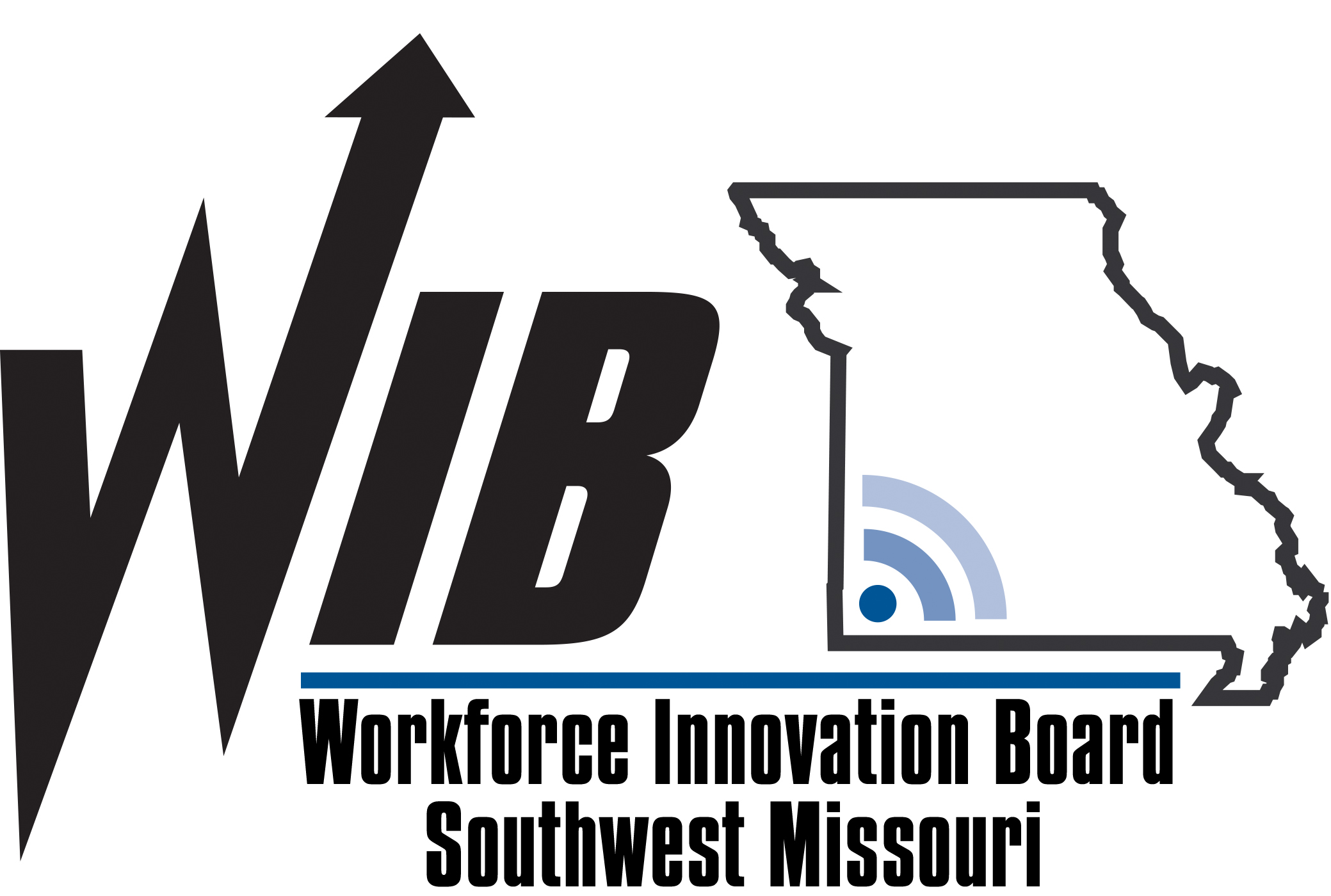 Logo Workforce Innovation Board of Southwest Missouri