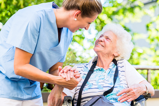 personal care aides median wage of 897hr assist the elderly convalescents or persons with disabilities with daily living activities at the persons