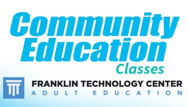 Community Education Classes. Franklin Technology Center. Adult Education