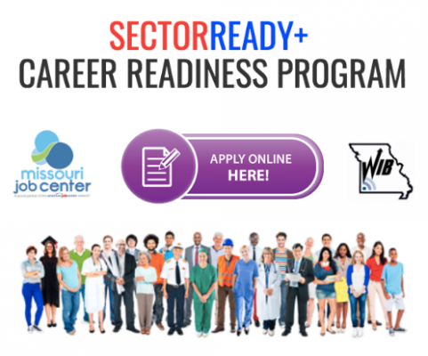 Sector Ready Career Readiness Program: Apply online here.